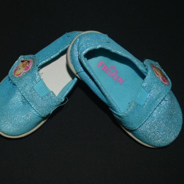 frozen, shoes