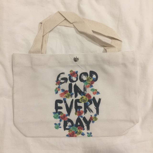 Good in Everyday Small Totebag