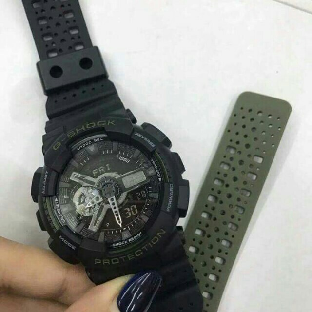 G-shock OEM thailand and japan! My autolight na.