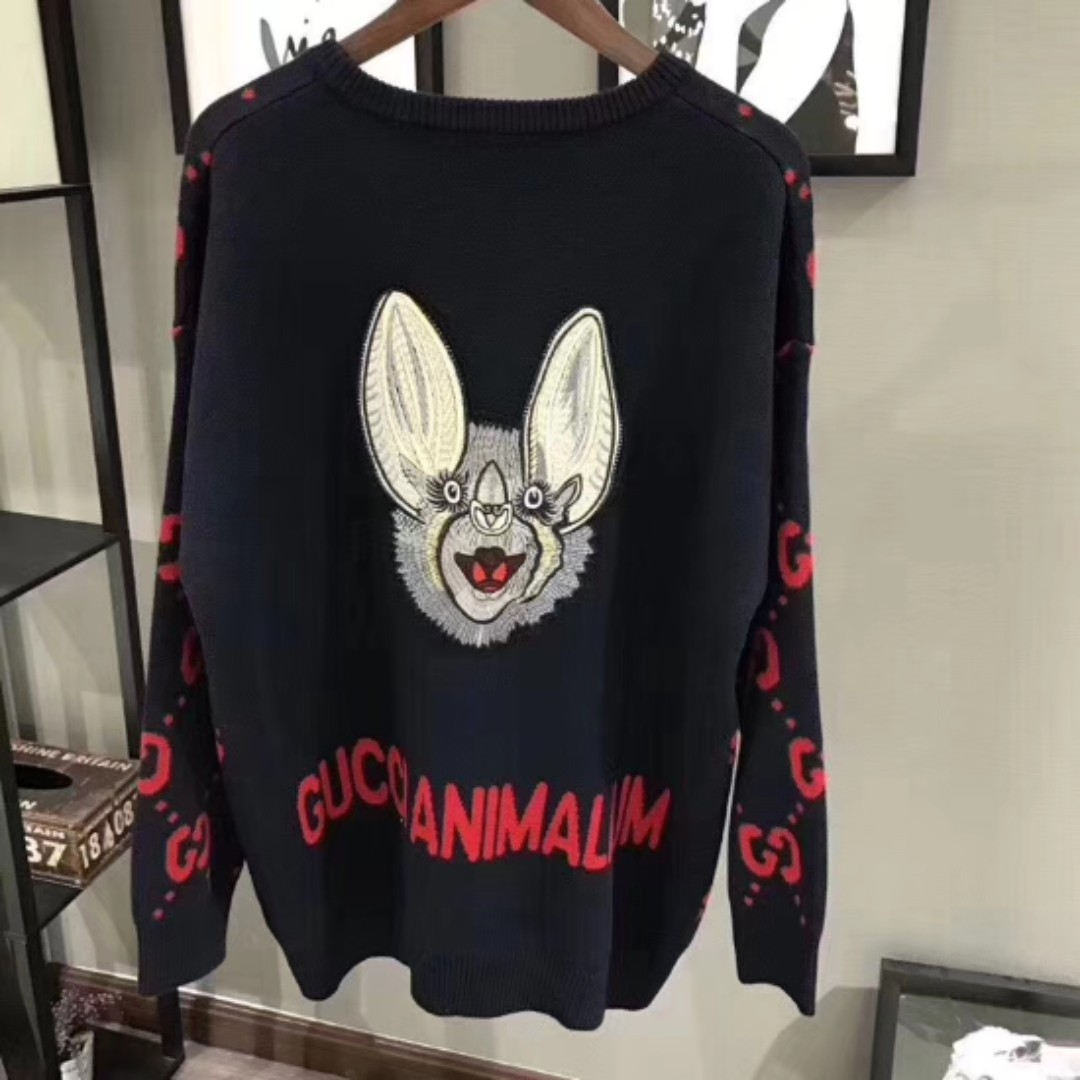 """Gucci """"Blind for Love"""" Sweater"""