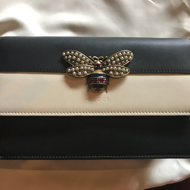 Gucci Queen Margret Wallet on Chain
