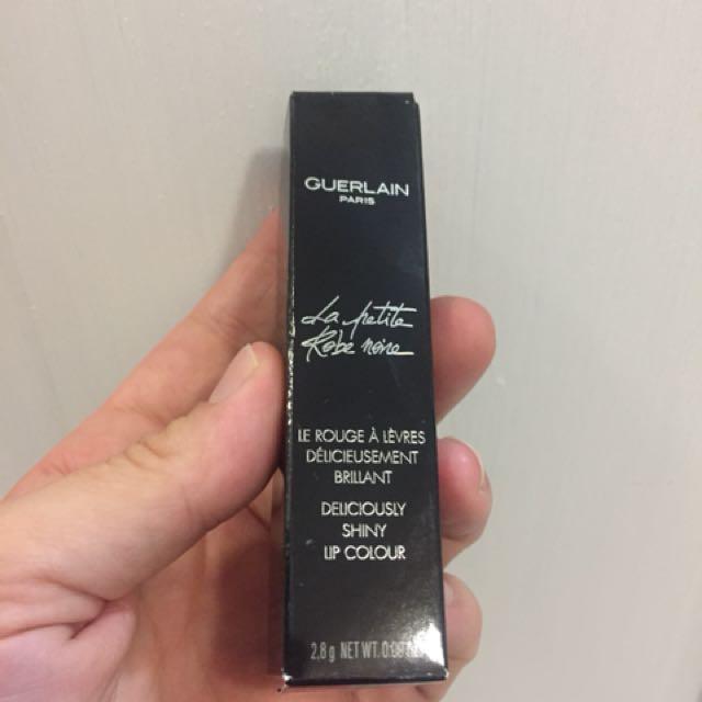Guerlain shiny lip colour