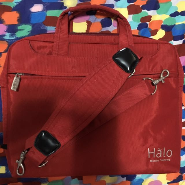 """Halo Red 13"""" Laptop Case"""