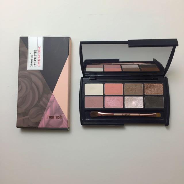 Heimish Eyeshadow Palette in 'Lovesome Brink'