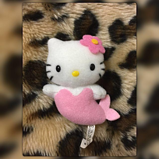 Hello Kitty 磁鐵造型玩偶💕