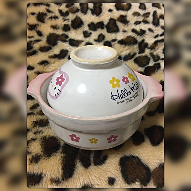 Hello Kitty 陶瓷碗💕