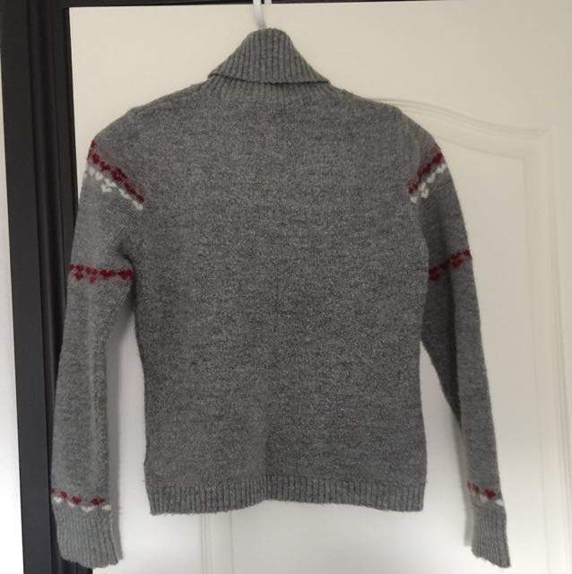 HOMEMADE Turtleneck Sweater