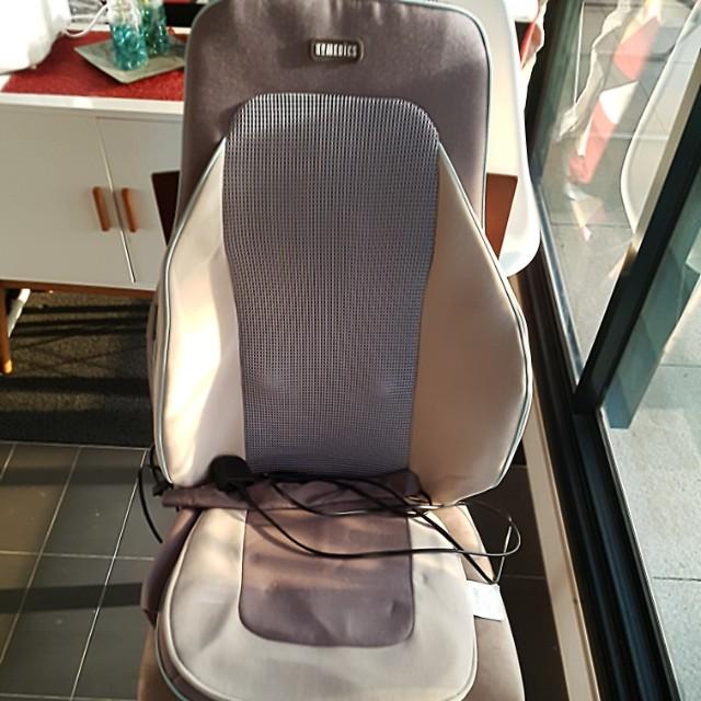 Homemedic Shiatsu + Compression Massager
