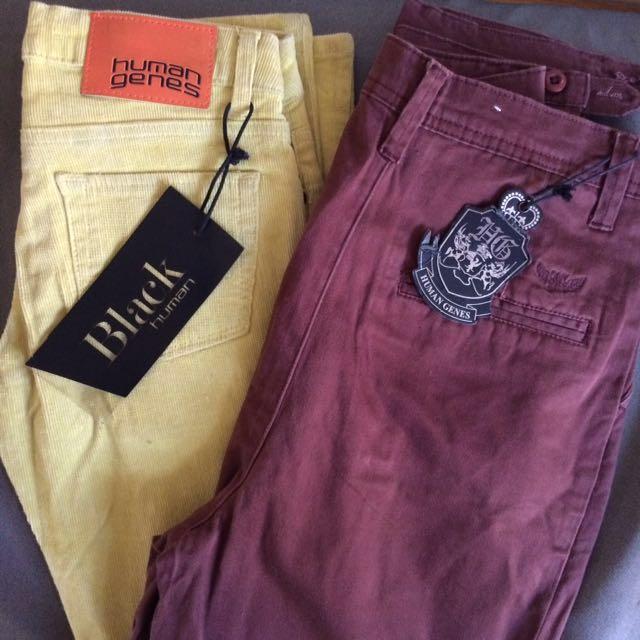 HUMAN GENES- Pants