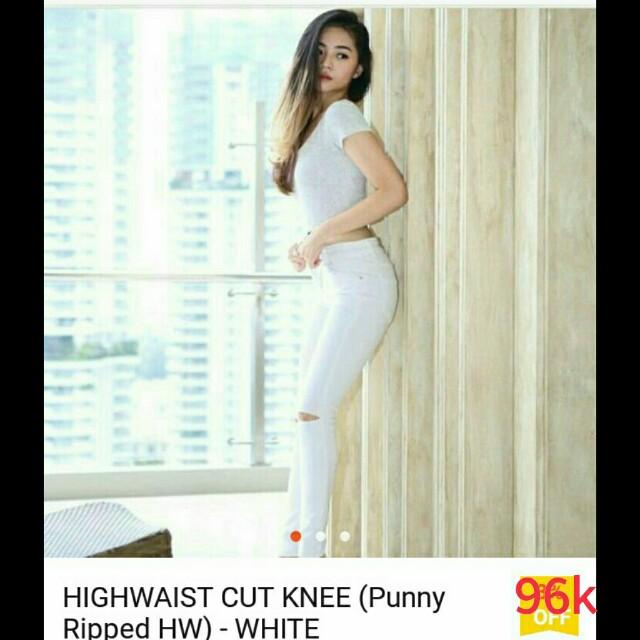 HW cut knee