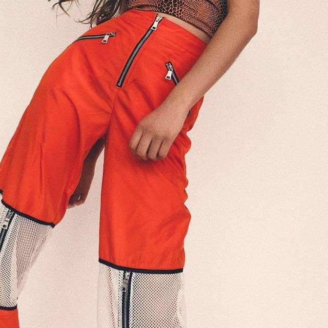 I AM GIA Gwen Orange Pants