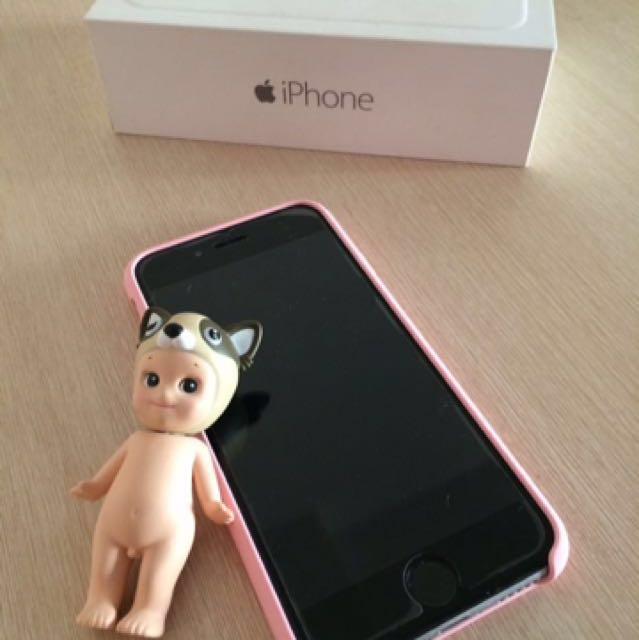 澳洲購入I Phone6 附上原廠手機殼