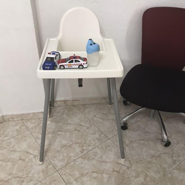 Ikea High Chair baby chair
