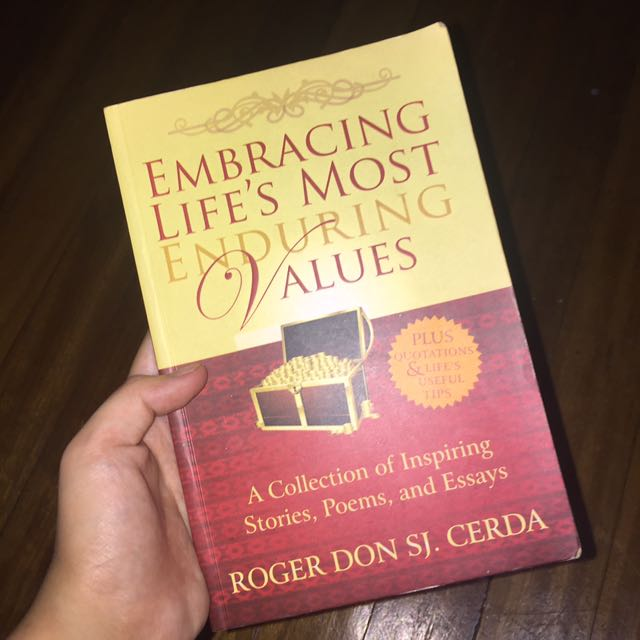 Inspirational book by Roger Don Sj. Serda