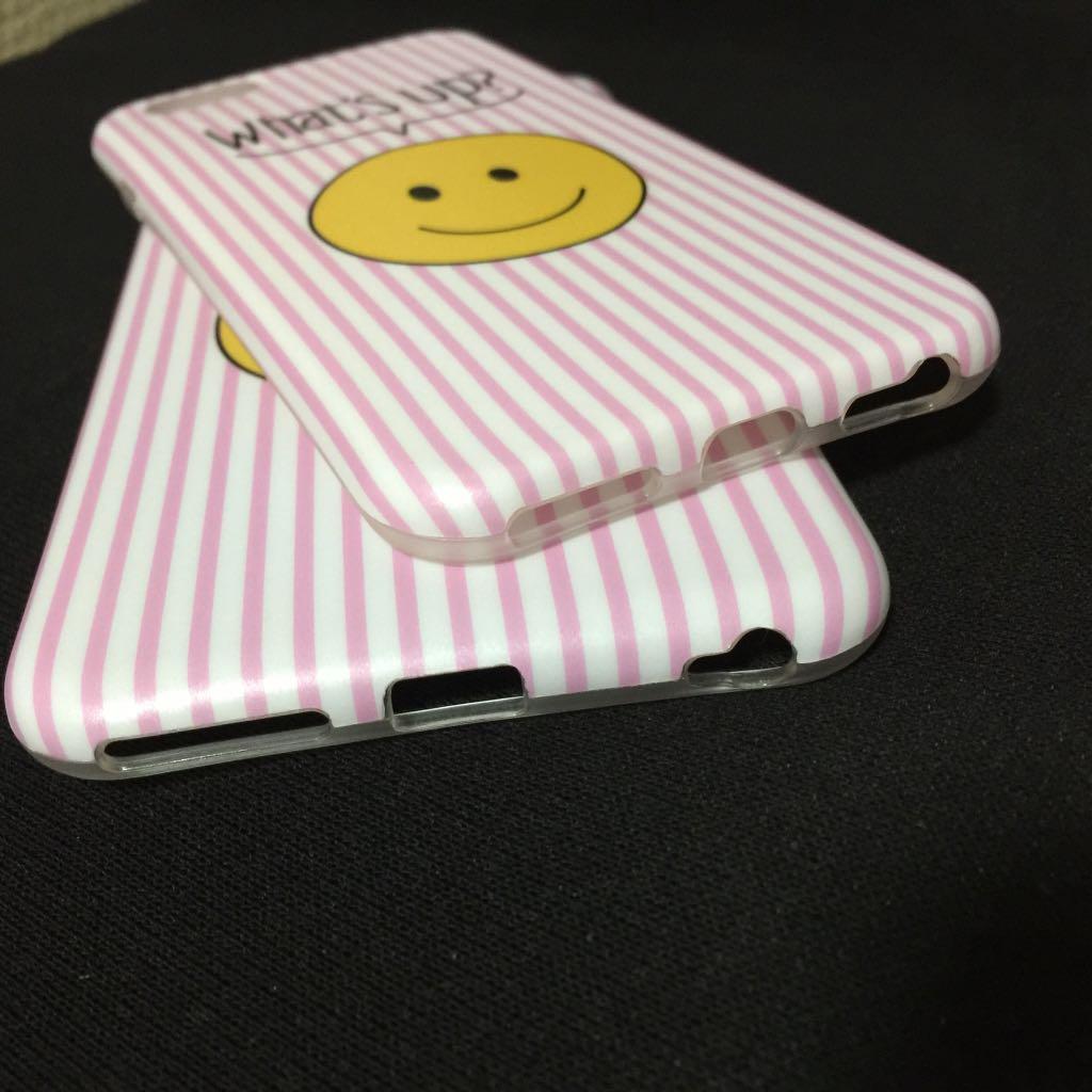 iPhone 6/6s plus 微̤̮笑̤̮手̤̮機̤̮殼
