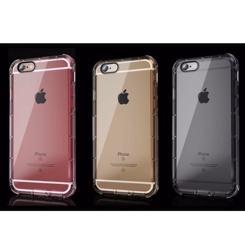 iPhone 6/6s plus 超厚防摔手機殼
