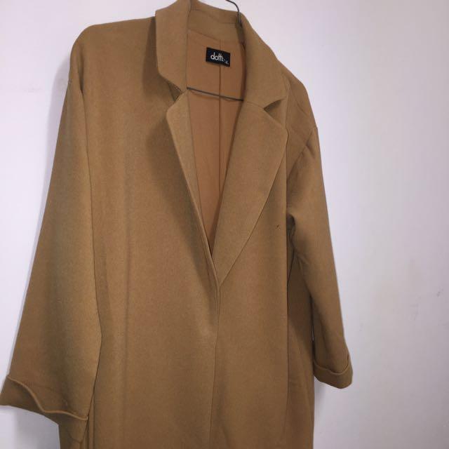 Jacket Coat Size XS Oversized