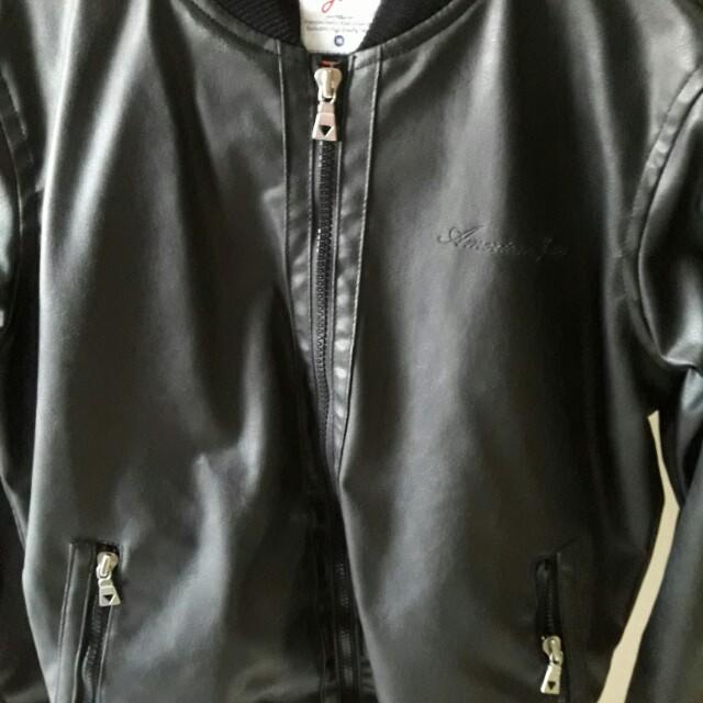 Jacket Semi Kulit