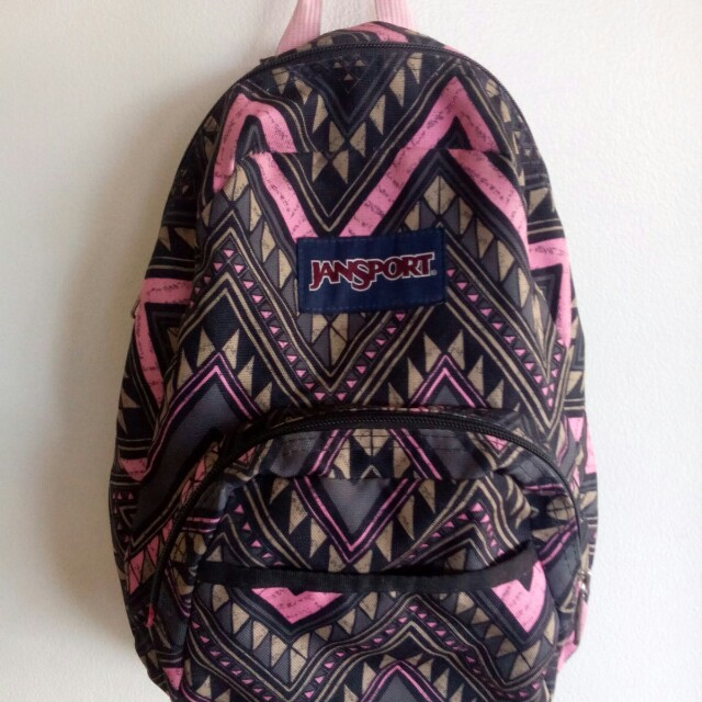 Jansport small backpack