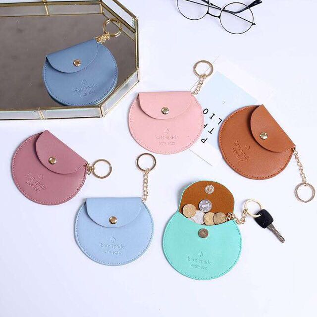 Kate Spade Coin Purse (pastel Colors Available)