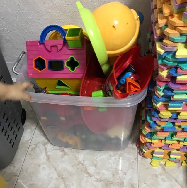 Kids Toys assorted 5 sgd for all