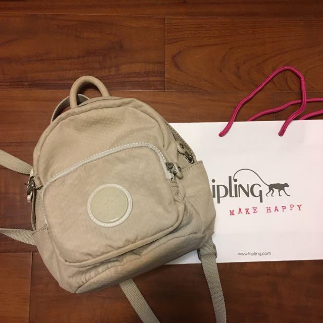 Kipling mini 後背包