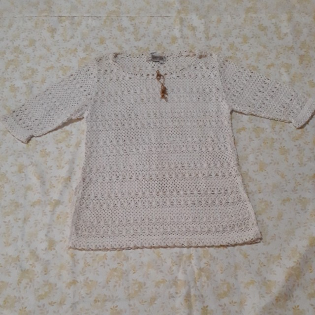 Knitted blouse Japan brand