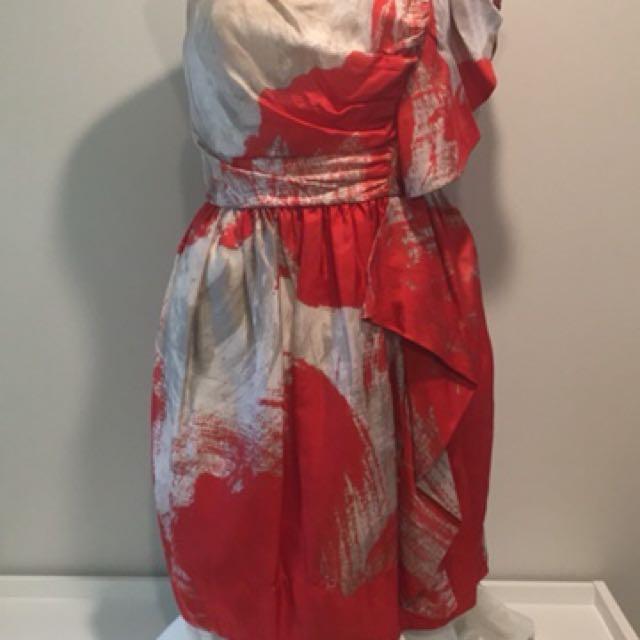 Kookai silk dress