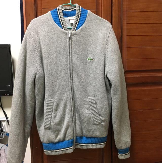 Lacoste 毛衣外套 、棒球外套