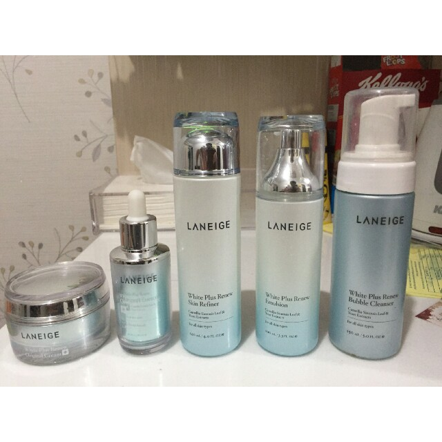 LANEIGE SKIN CARE PACKAGE
