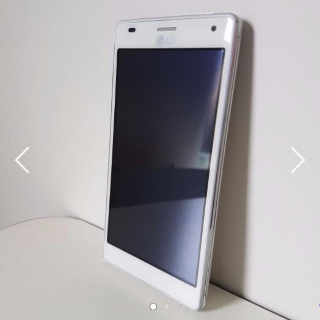 LG P880 mobile phone smartphone
