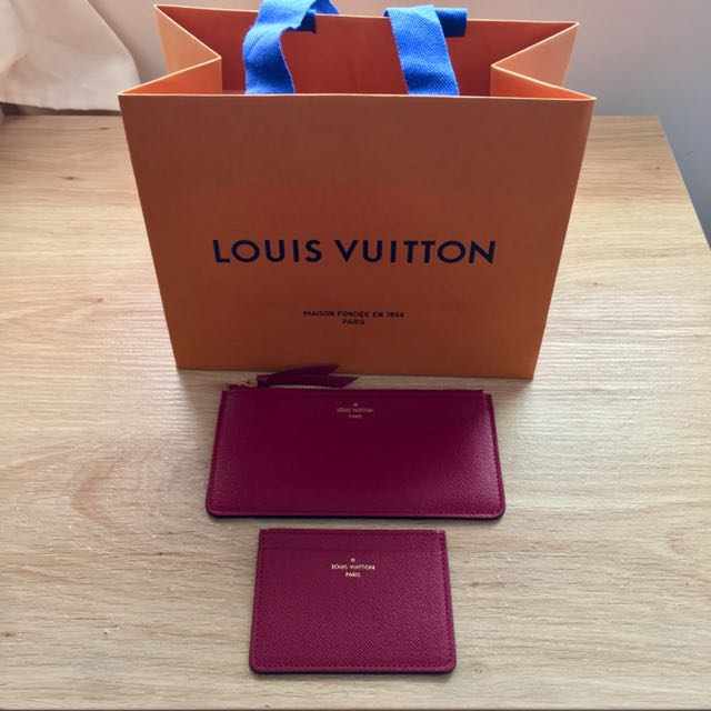 Louis Vuitton Jeanne Wallet Inserts
