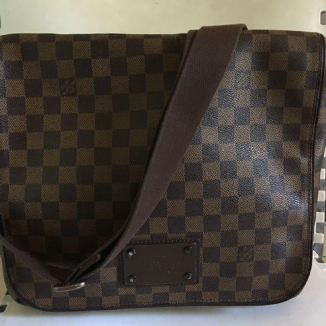 LV Brookly MM unisex bag