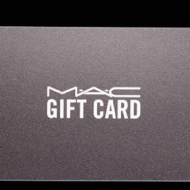 MAC giftcard