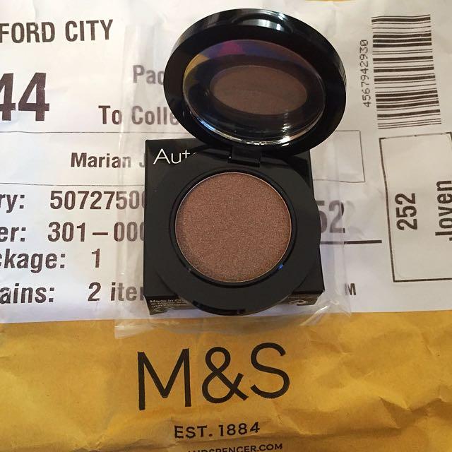 Marks & Spencer Colour Luxe Mono Eyeshadow! 💁