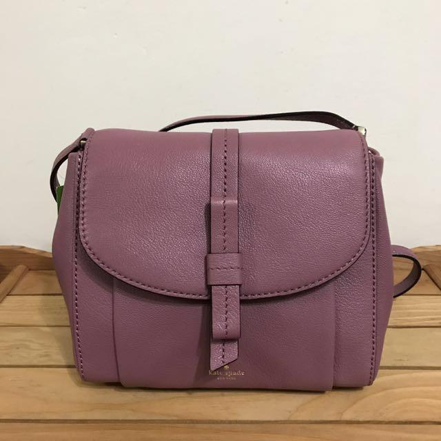 Mauve Kate Spade Bag