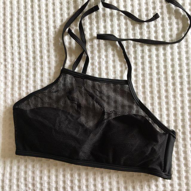 Mesh Bikini Set