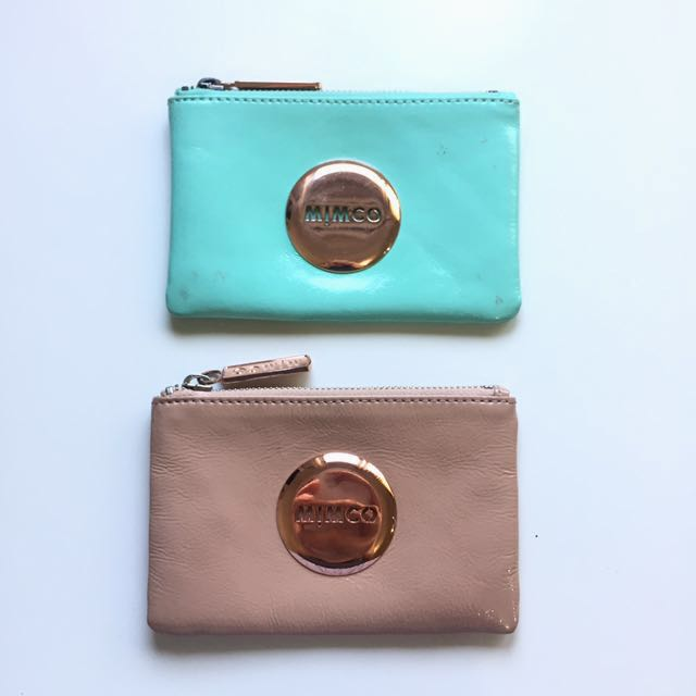 MIMCO Small Pouch Wallet