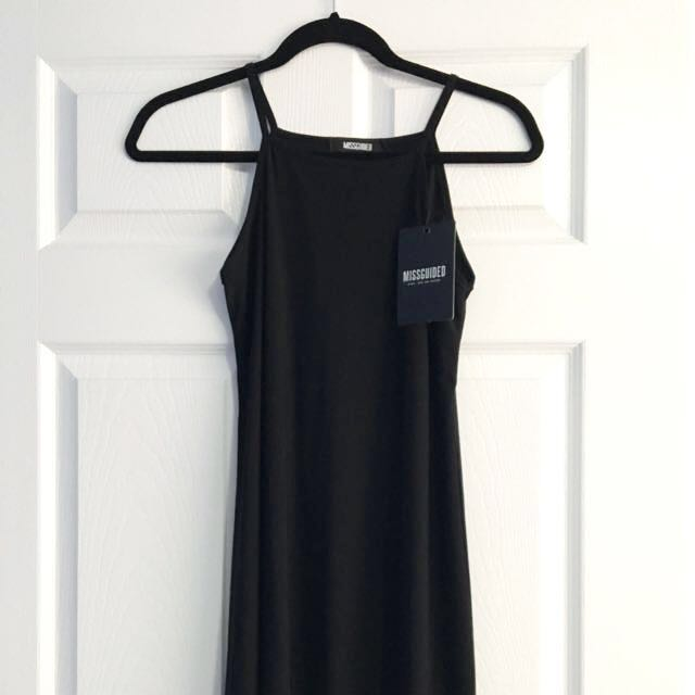 Misguided Swing Dress