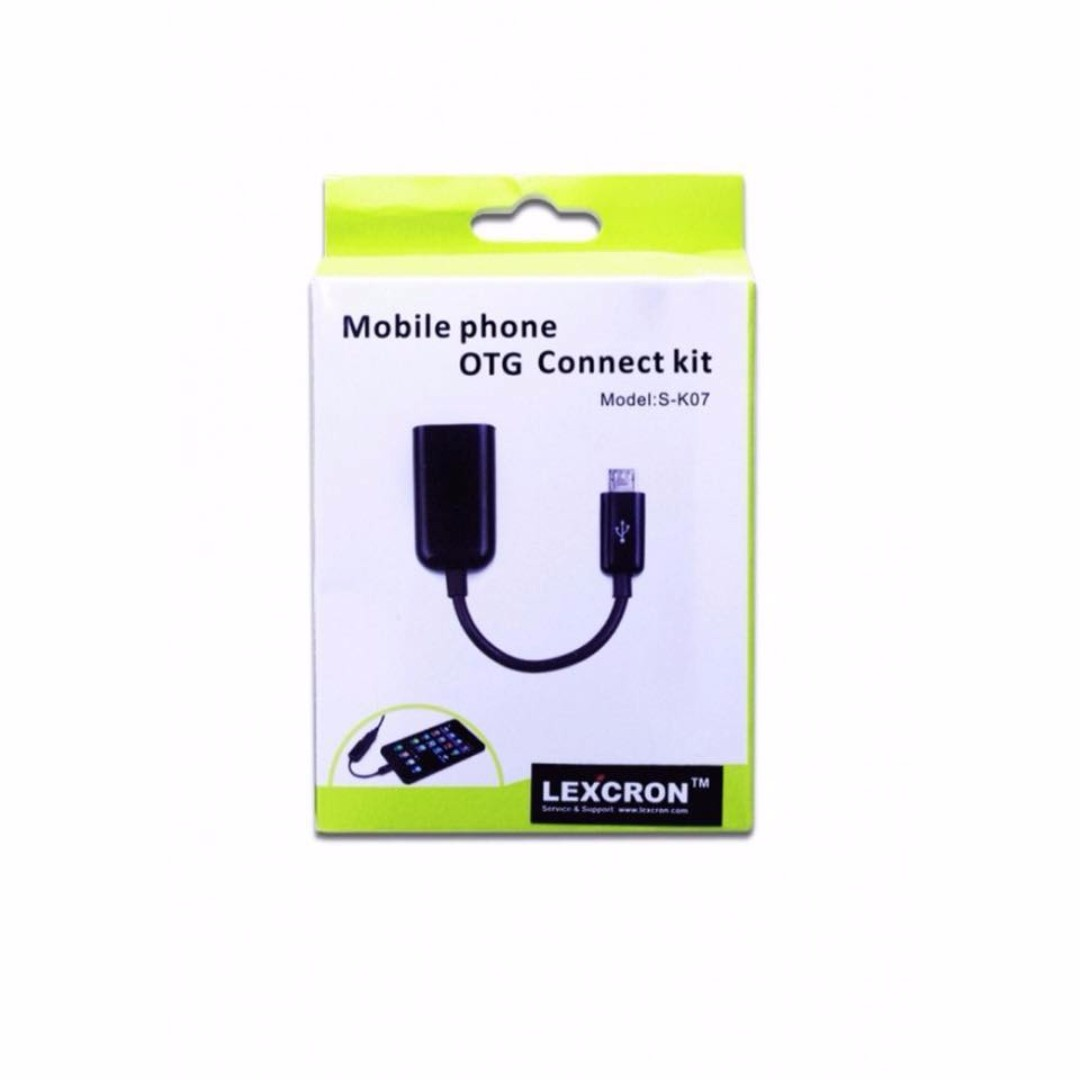 Mobile Phone OTG Connect Kit S-K07 for Android, Electronics, Others on Carousell