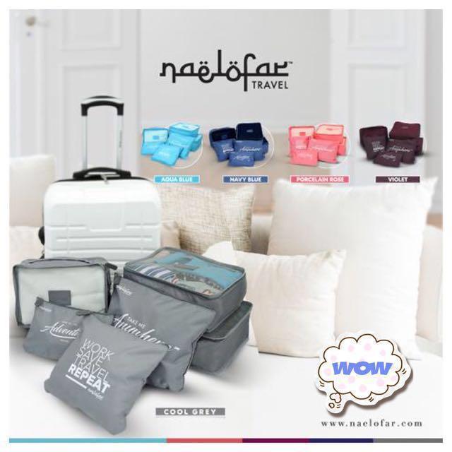 Naelofar Latest Travel Set