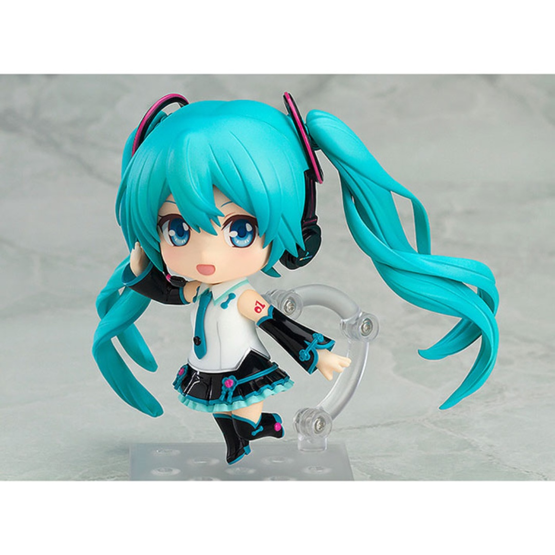Nendoroid 854 Hatsune Miku V4 Chinese PVC figure Good Smile 100/% authentic