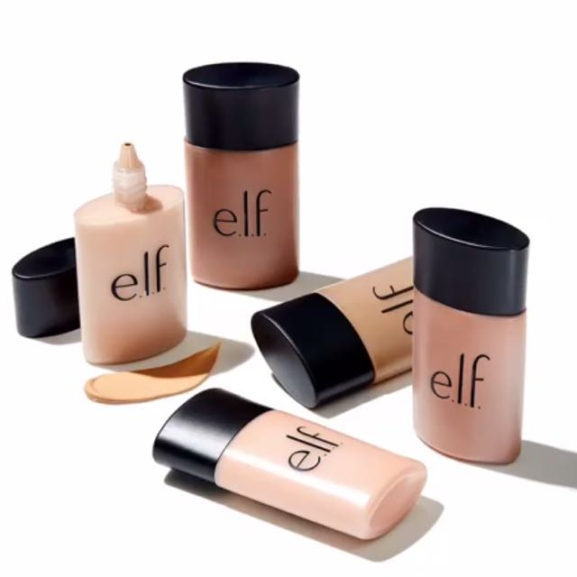 best drugstore foundations ELF