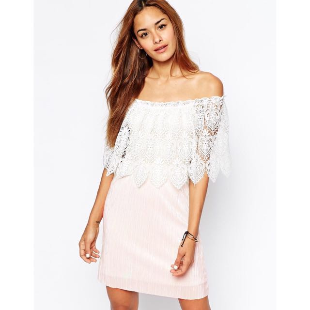 NEW Oh my love Off The Shoulder DRESS