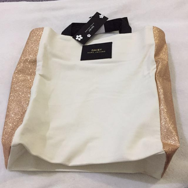 New! Original Marc Jacob Daisy Tote Bag