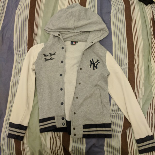 New York Yankees varsity jacket