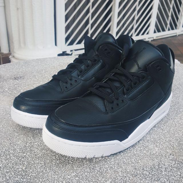 d69000ab26ec Nike Air Jordan 3 Retros Cyber Monday