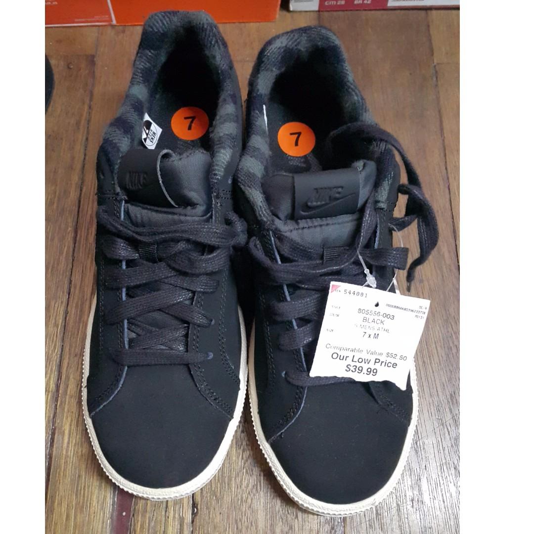Nike Court Royale Premium Black sz7