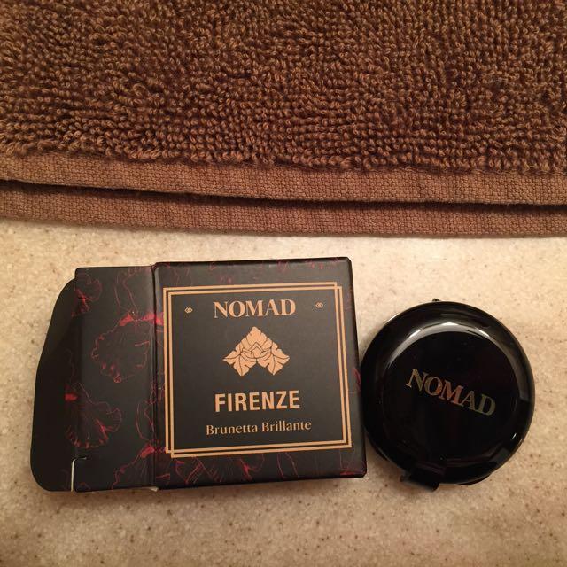 NOMAD Brow Powder