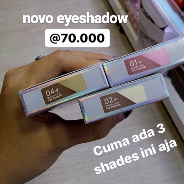 Novo Eyeshadow Stick